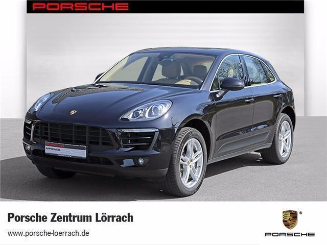 verkauft porsche macan s diesel neu gebraucht 2014 km in l rrach. Black Bedroom Furniture Sets. Home Design Ideas