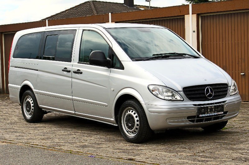 verkauft mercedes vito 111 cdi extrala gebraucht 2006. Black Bedroom Furniture Sets. Home Design Ideas