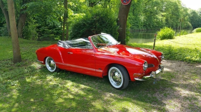 verkauft vw karmann ghia cabrio gebraucht 1970 km. Black Bedroom Furniture Sets. Home Design Ideas