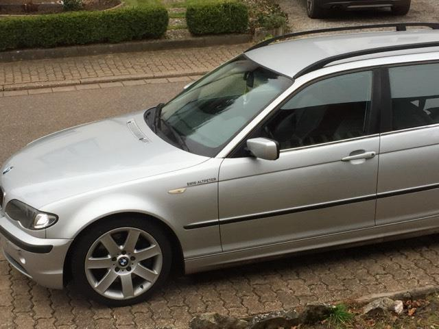 verkauft bmw 330 3er touring gebraucht 2002 km. Black Bedroom Furniture Sets. Home Design Ideas