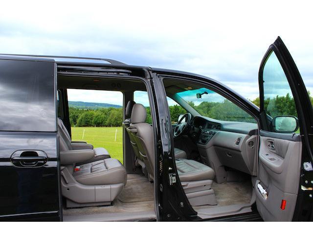 verkauft honda odyssey minivan gebraucht 2004 km in glashuetten. Black Bedroom Furniture Sets. Home Design Ideas