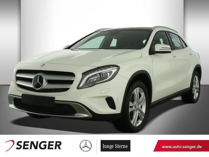 gebraucht Mercedes GLA200 d Off-Roader Park-Assist PanoSHD COMAND