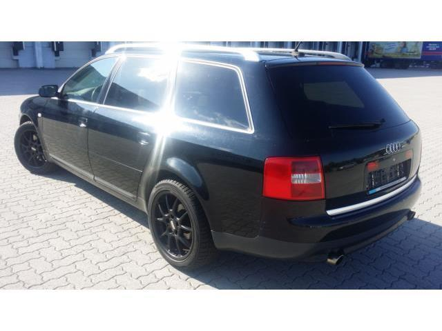 verkauft audi a6 avant gebraucht 2002 km in philippsthal werra. Black Bedroom Furniture Sets. Home Design Ideas