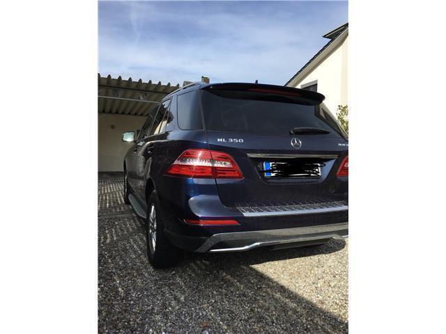 Verkauft Mercedes ML350 Sport-Paket In., gebraucht 2012, 88.000 km ...