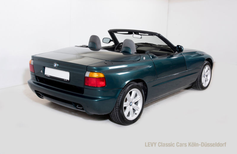 verkauft bmw z1 roadster deutsches fz gebraucht 1991. Black Bedroom Furniture Sets. Home Design Ideas