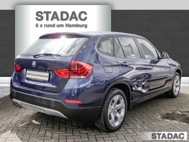 verkauft bmw x1 xdrive20i automatik gebraucht 2012. Black Bedroom Furniture Sets. Home Design Ideas