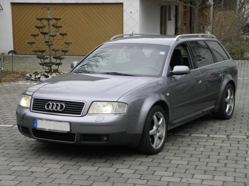 verkauft audi a6 avant 4 2 quattro gebraucht 1999 km in geisa. Black Bedroom Furniture Sets. Home Design Ideas