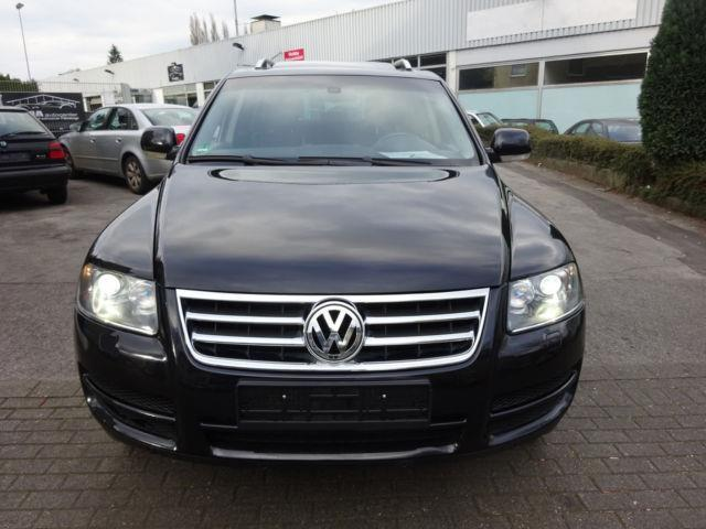gebraucht 3 0 v6 tdi dpf vw touareg 2005 km in weil der stadt. Black Bedroom Furniture Sets. Home Design Ideas