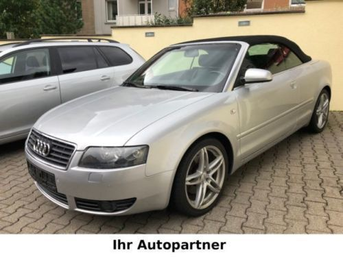 verkauft audi a4 cabriolet 2 4 leder n gebraucht 2005 km in bochum. Black Bedroom Furniture Sets. Home Design Ideas