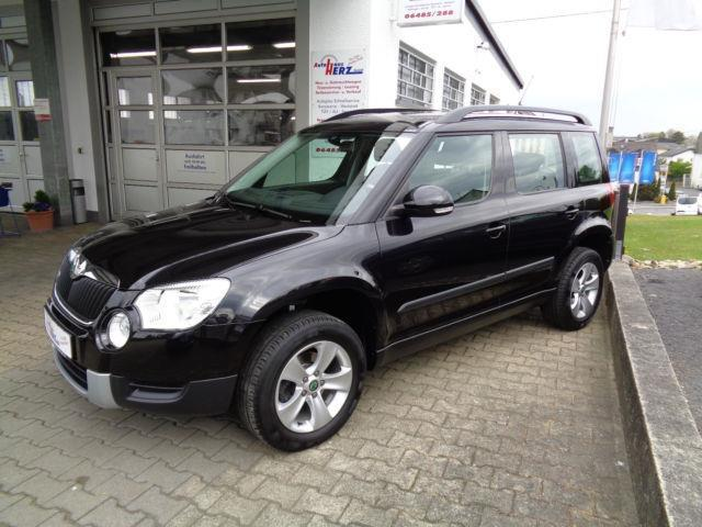 verkauft skoda yeti ambition gebraucht 2010 km in nentershausen. Black Bedroom Furniture Sets. Home Design Ideas
