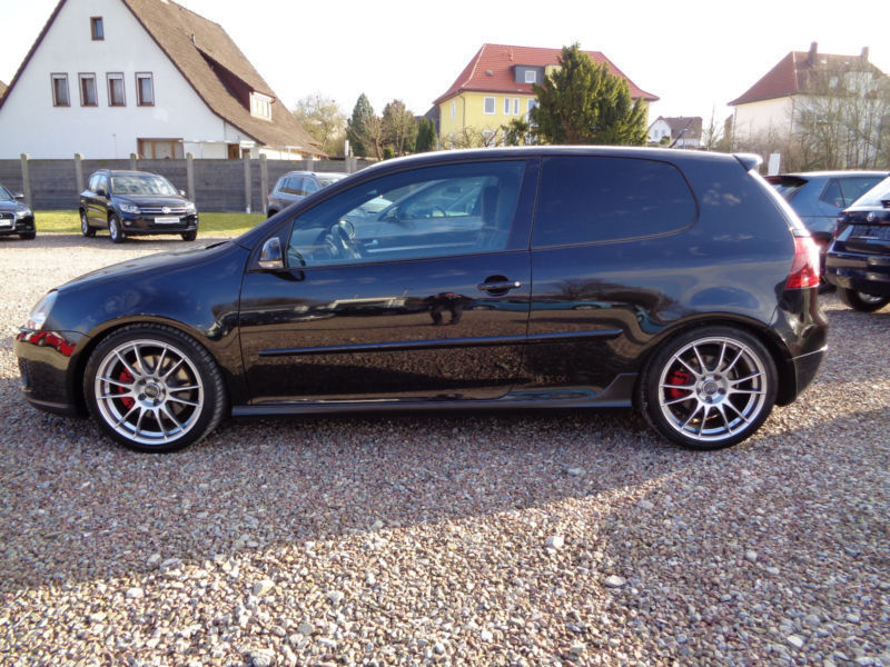 verkauft vw golf 2 0 gti gebraucht 2006 km in bad muender. Black Bedroom Furniture Sets. Home Design Ideas