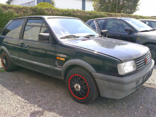 verkauft vw polo gt gebraucht 1992 km in seedorf autouncle. Black Bedroom Furniture Sets. Home Design Ideas
