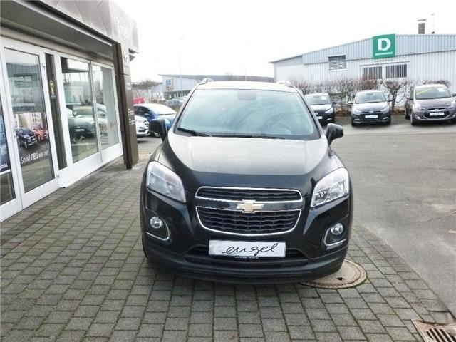verkauft chevrolet trax 1 4t awd ls k gebraucht 2014 km in wunsiedel. Black Bedroom Furniture Sets. Home Design Ideas