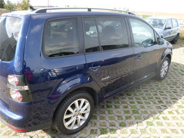 verkauft vw touran 1 4 tsi freestyle gebraucht 2010 km in mainz. Black Bedroom Furniture Sets. Home Design Ideas