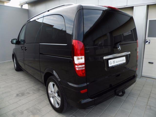 verkauft mercedes viano 3 0 cdi xenon gebraucht 2012 km in aichach. Black Bedroom Furniture Sets. Home Design Ideas