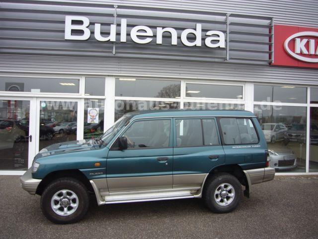 verkauft mitsubishi pajero 2 5 td clas gebraucht 2004 km in wesel. Black Bedroom Furniture Sets. Home Design Ideas