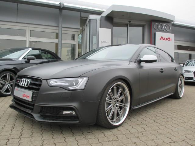 verkauft audi s5 sportback 3 0 tfsi se gebraucht 2013. Black Bedroom Furniture Sets. Home Design Ideas