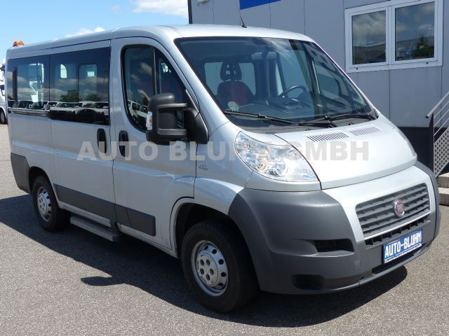 verkauft fiat ducato 2 0d bus 9 sitzer gebraucht 2012. Black Bedroom Furniture Sets. Home Design Ideas
