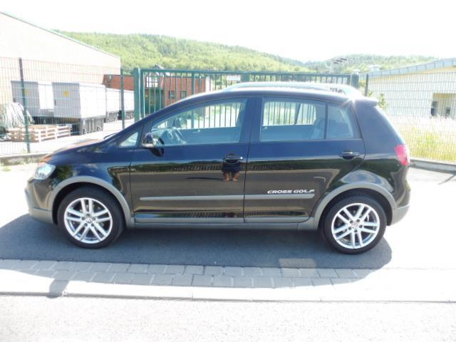 gebraucht 1 6 vw golf plus cross 2008 km in eisenach. Black Bedroom Furniture Sets. Home Design Ideas