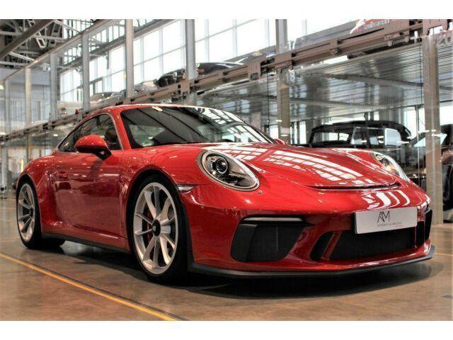 Porsche Gt3 Ps