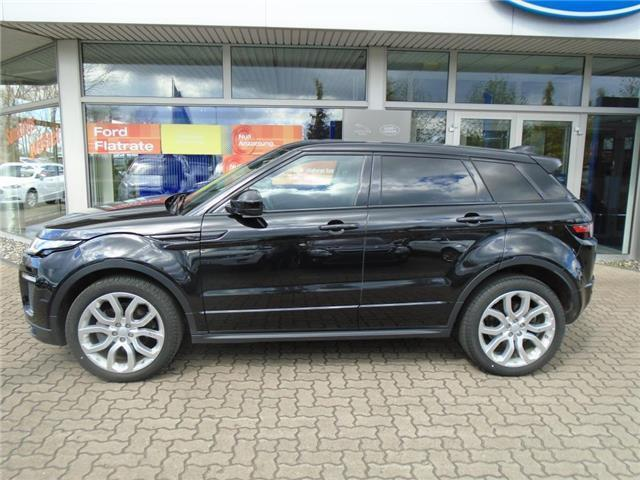 gebraucht evoque 2 0 td4 se dynamic start stopp land rover. Black Bedroom Furniture Sets. Home Design Ideas