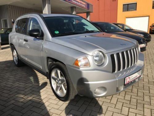 verkauft jeep compass 2 0 crd limited gebraucht 2008 km in marburg. Black Bedroom Furniture Sets. Home Design Ideas
