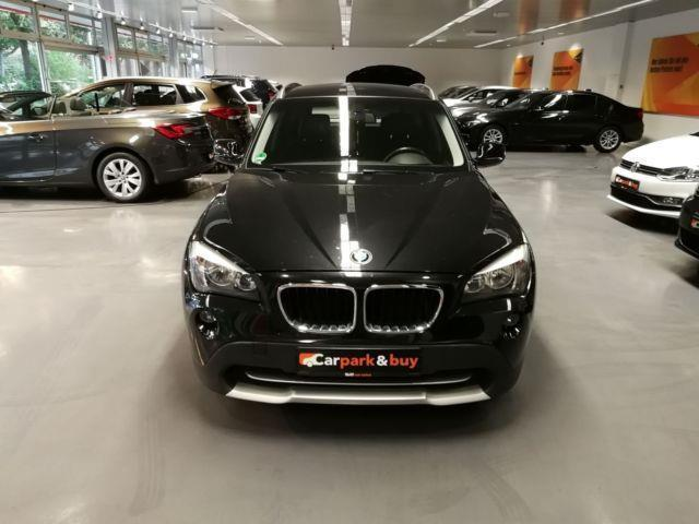 verkauft bmw x1 18i sdrive x line auto gebraucht 2011. Black Bedroom Furniture Sets. Home Design Ideas