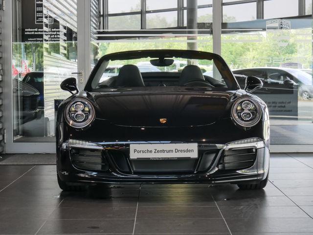 verkauft porsche 991 911 cabrio black gebraucht 2015 km in dresden. Black Bedroom Furniture Sets. Home Design Ideas