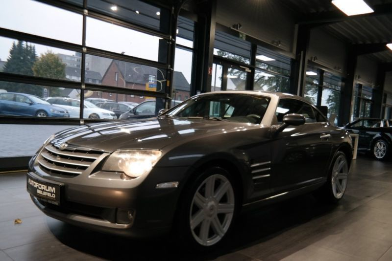 verkauft chrysler crossfire automatik gebraucht 2007 km in dingolshausen. Black Bedroom Furniture Sets. Home Design Ideas