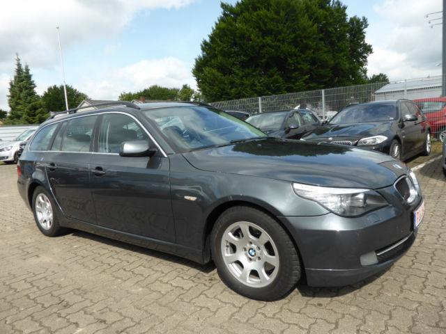 verkauft bmw 520 d touring bj 2007 gebraucht 2007 km in kassel. Black Bedroom Furniture Sets. Home Design Ideas