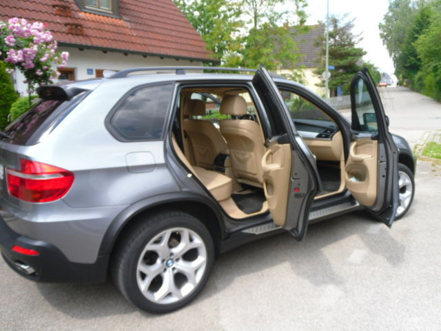 verkauft bmw x5 xdrive 30d automatik s gebraucht 2007. Black Bedroom Furniture Sets. Home Design Ideas