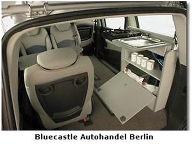 Verkauft Citroën C8 Camper Rarität - A., gebraucht 2003, 178.000 km ...