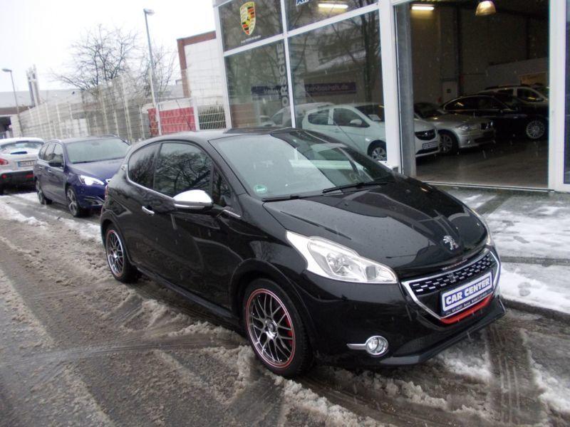 Verkauft peugeot 208 gti leder navi kl gebraucht 2013 for Peugeot 208 gti gebraucht