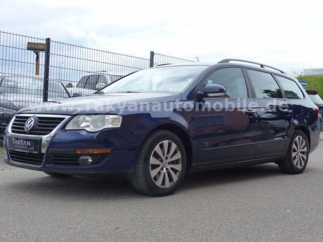 verkauft vw passat variant trendline t gebraucht 2005 km in edingen neckarha. Black Bedroom Furniture Sets. Home Design Ideas
