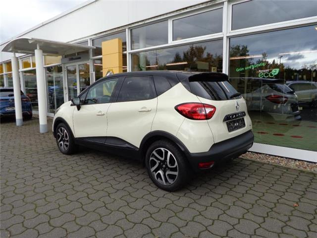 gebraucht tce 120 edc luxe renault captur 2014 km in bad belzig. Black Bedroom Furniture Sets. Home Design Ideas