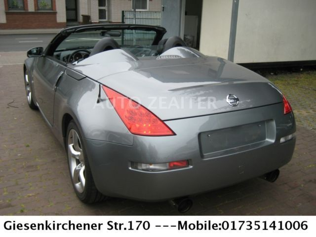 verkauft nissan 350z roadster gebraucht 2006 km in m nchengladbach. Black Bedroom Furniture Sets. Home Design Ideas
