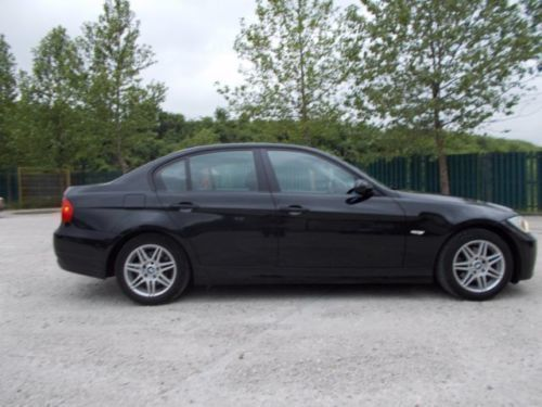 verkauft bmw 320 d dpf navi klima gebraucht 2007 km in dortmund. Black Bedroom Furniture Sets. Home Design Ideas