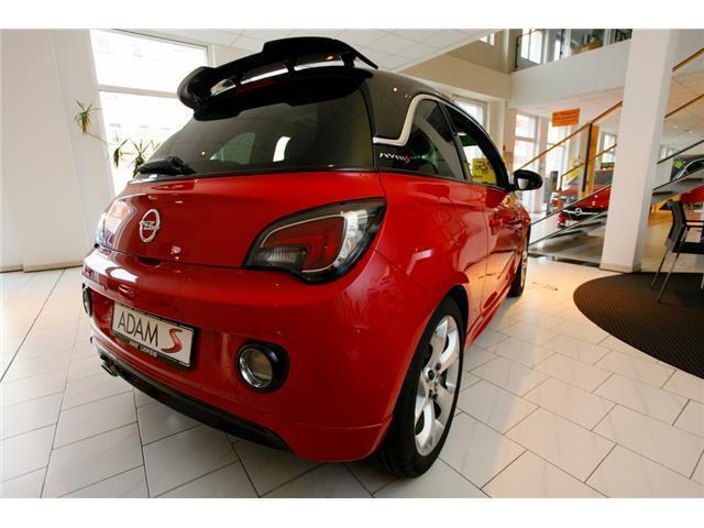 Verkauft Opel Adam S 1 4 Turbo Klima Gebraucht 2017 7 200 Km In