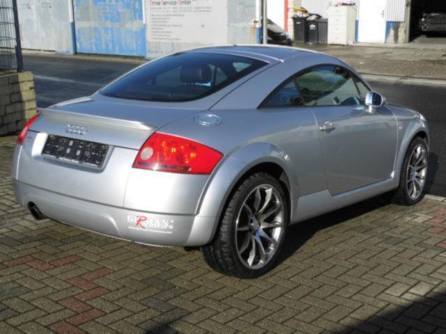 verkauft audi tt 1 8 t coupe chiptunni gebraucht 1999 km in essen. Black Bedroom Furniture Sets. Home Design Ideas