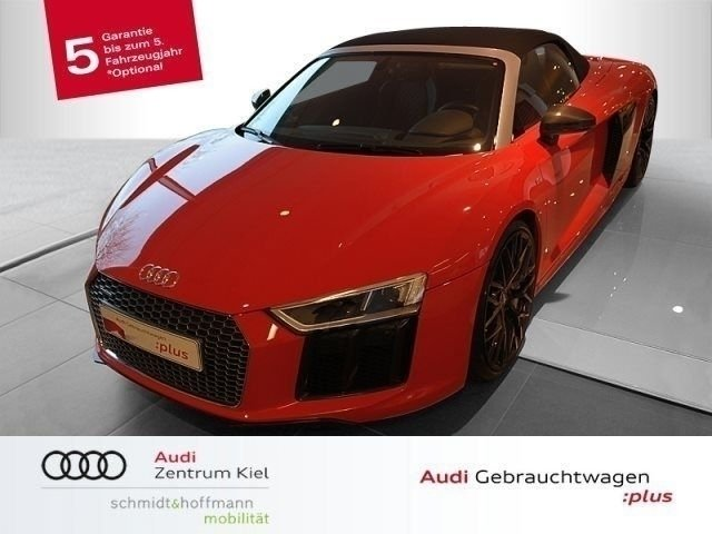verkauft audi r8 spyder r8 spyder v10 gebraucht 2017 km in kiel. Black Bedroom Furniture Sets. Home Design Ideas