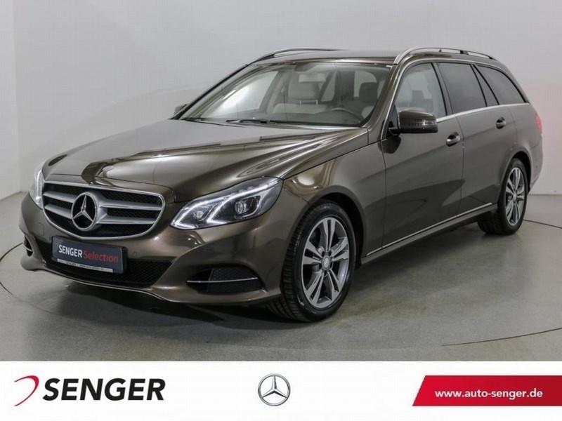 gebraucht Mercedes E250 CDI T