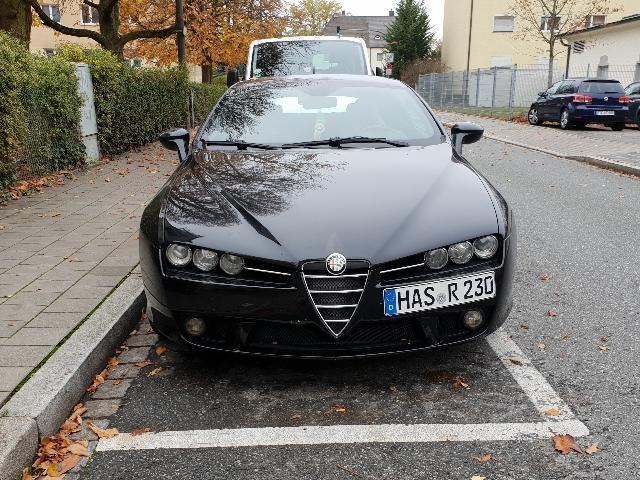 gebraucht 2009 alfa romeo brera 2.0 diesel € 11.500 - 90763 fürth