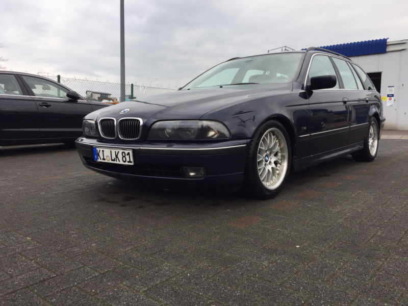 verkauft bmw 540 i touring gebraucht 1998 km in heiden. Black Bedroom Furniture Sets. Home Design Ideas