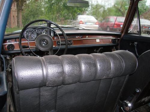 verkauft mercedes 250 w108 f hrt brem gebraucht 1967 km in bremerhaven. Black Bedroom Furniture Sets. Home Design Ideas