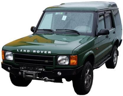 8 gebrauchte land rover discovery 2 land rover discovery. Black Bedroom Furniture Sets. Home Design Ideas