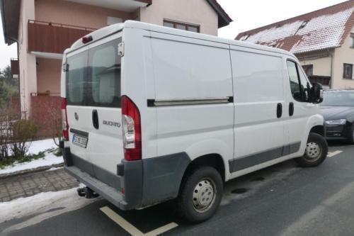 gebraucht l1h1 multijet fiat ducato 2013 km in balingen. Black Bedroom Furniture Sets. Home Design Ideas