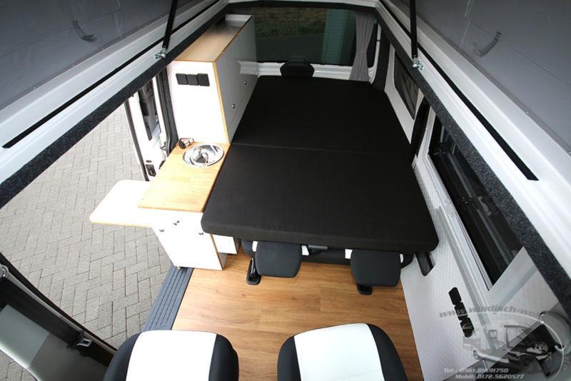 verkauft vw t6 easy camper hubdach sch gebraucht 2017. Black Bedroom Furniture Sets. Home Design Ideas
