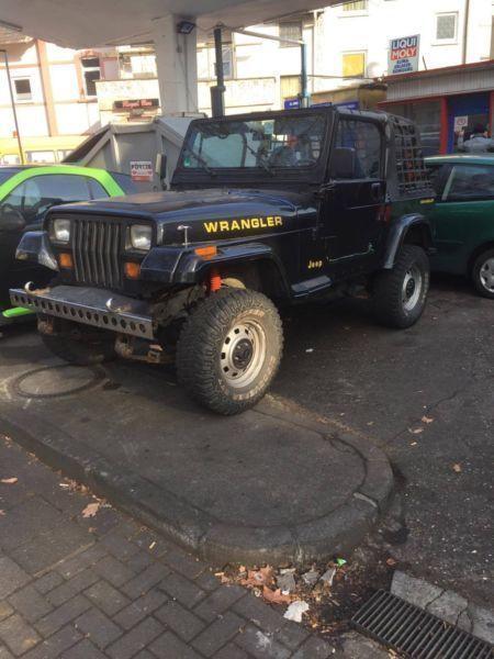 wrangler gebrauchte jeep wrangler kaufen 469 g nstige autos zum verkauf. Black Bedroom Furniture Sets. Home Design Ideas