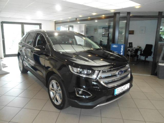 verkauft ford edge 2 0 tdci bi turbo 4 gebraucht 2016 km in wiesau. Black Bedroom Furniture Sets. Home Design Ideas