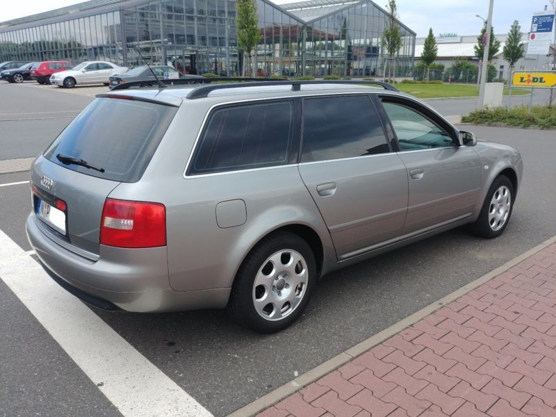 verkauft audi a6 avant 2 5 tdi tiptron gebraucht 2004 km in nuernberg. Black Bedroom Furniture Sets. Home Design Ideas